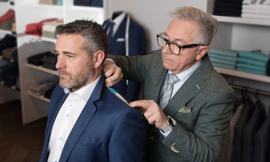 PERSONALISED & TAILORED SUITS BY RUFUS