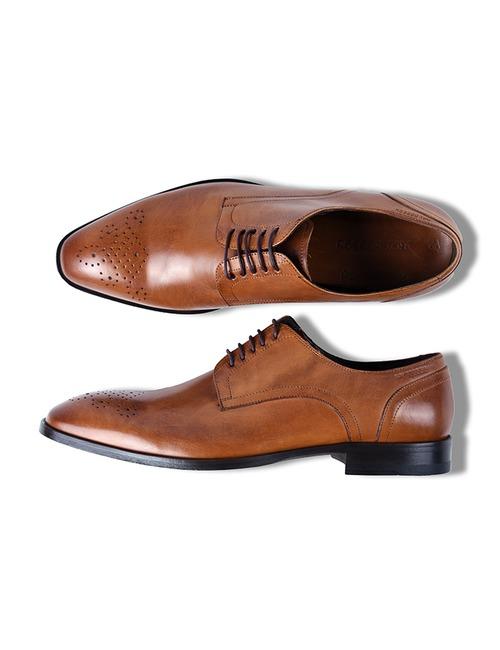 Roy Robson geklede schoenen beige bruin