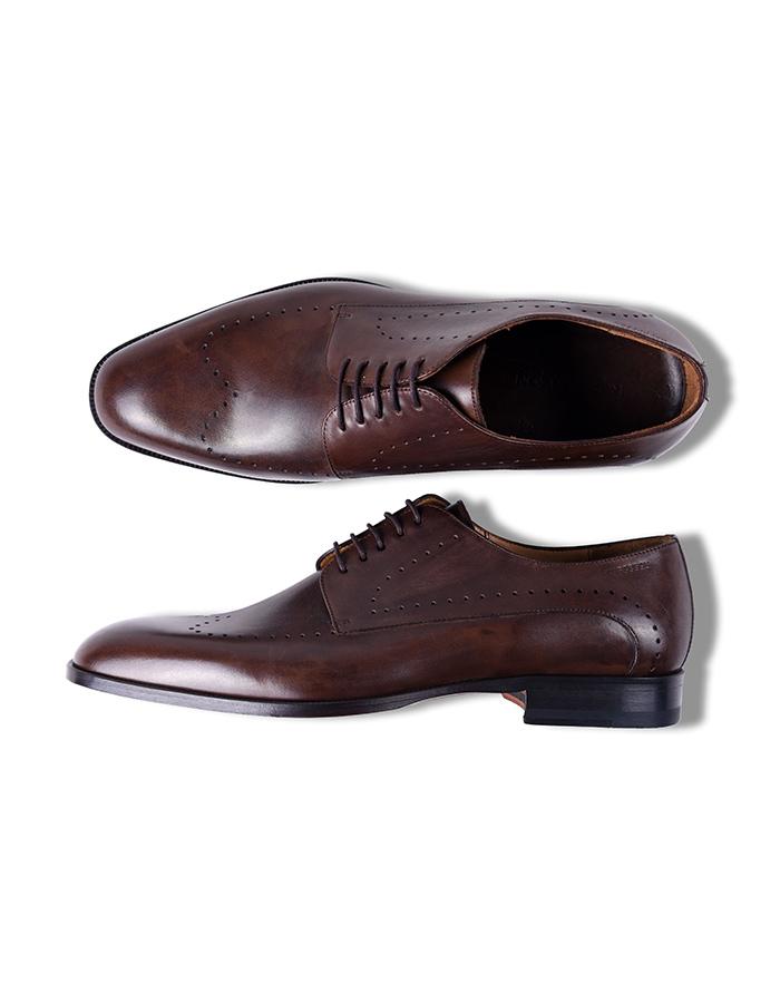 Roy Robson geklede schoenen bruin