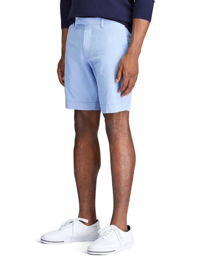 Ralph Lauren slim fit bermuda blauw