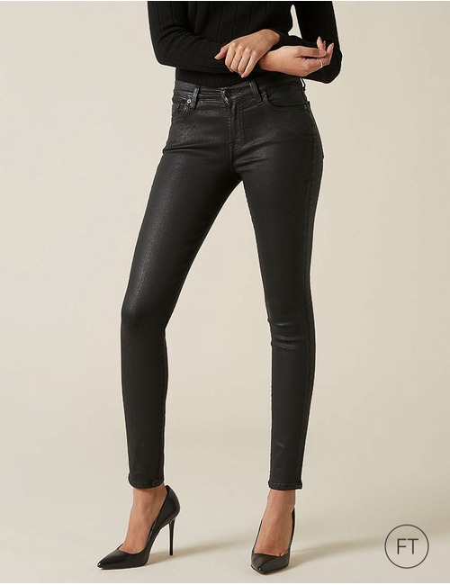 7 For All Mankind broek zwart
