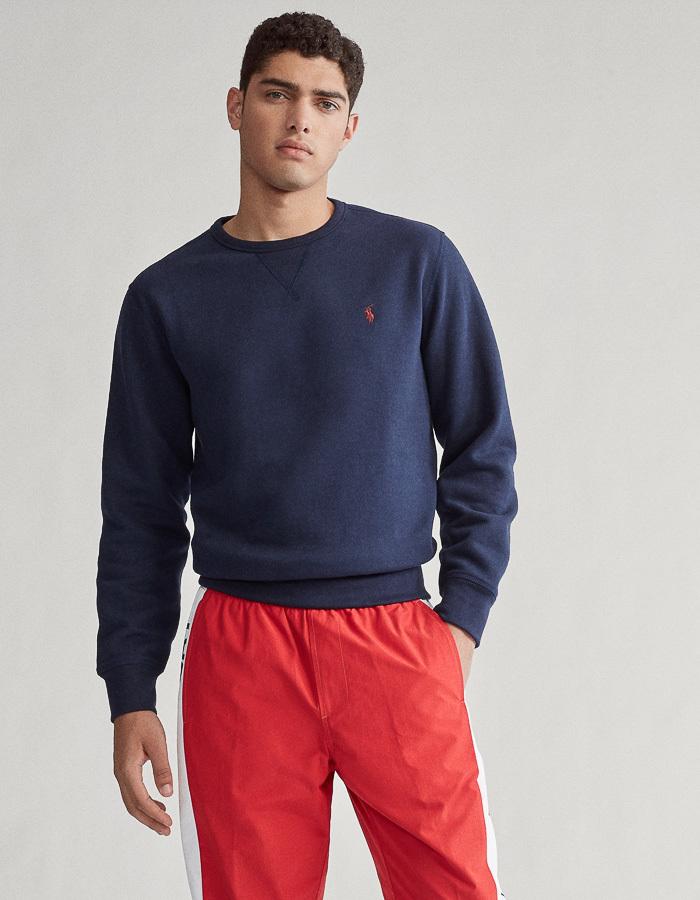Ralph Lauren sweater donkerblauw
