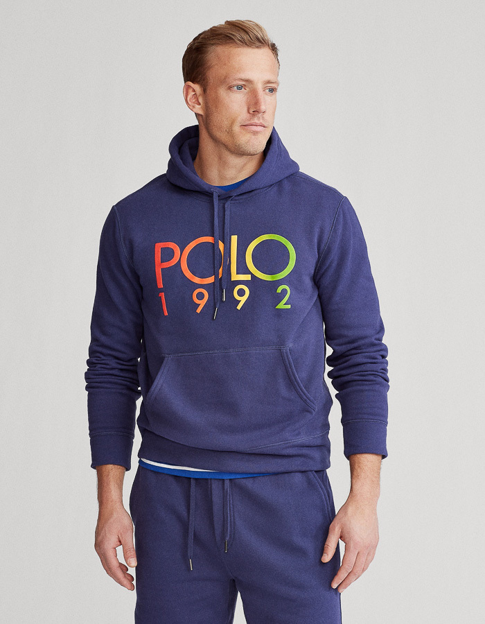 Ralph Lauren sweater blauw
