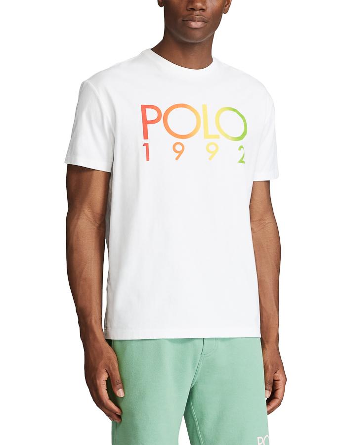 Ralph Lauren t-shirt korte mouw wit