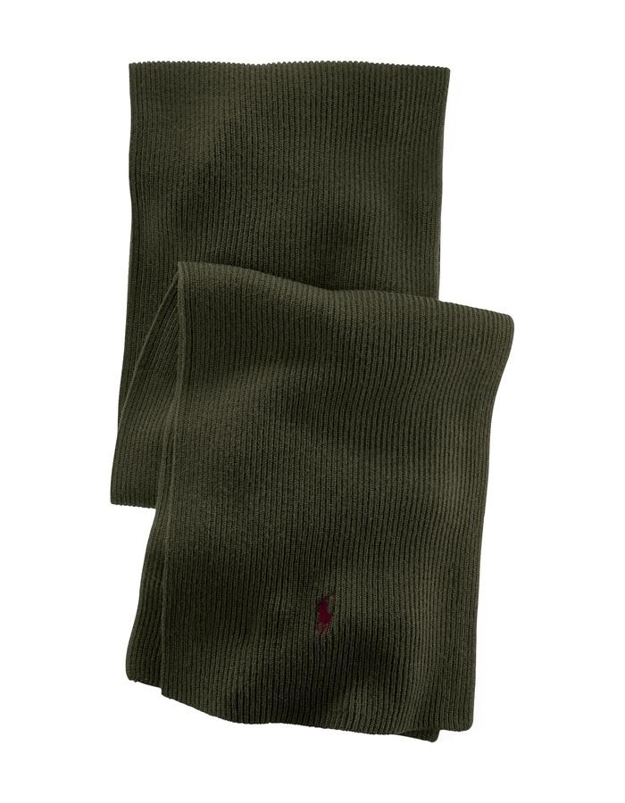 Ralph Lauren sjaals kaki