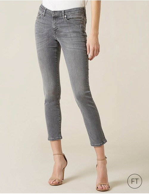 7 For All Mankind jeans grijs