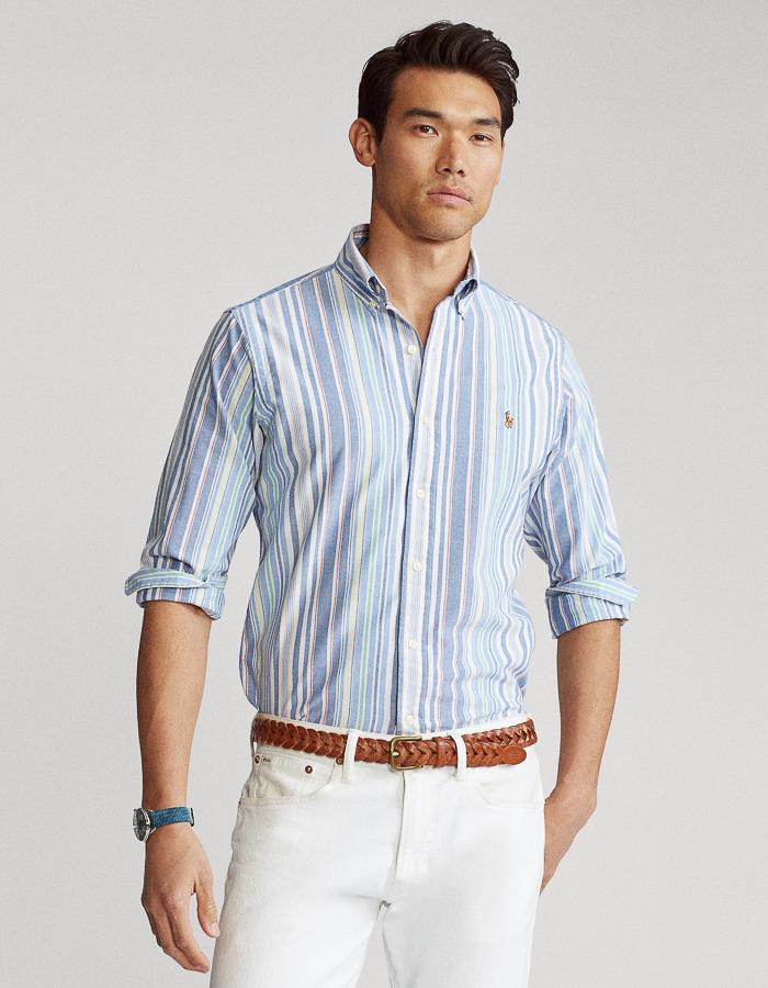 Ralph Lauren modern fit multicolor