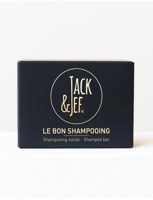 Jack & Jef shampoozeep zwart