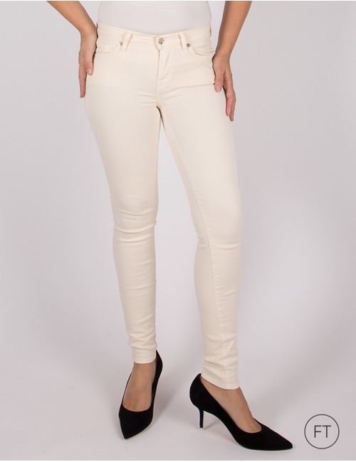7 For All Mankind regular fit jeans ecru