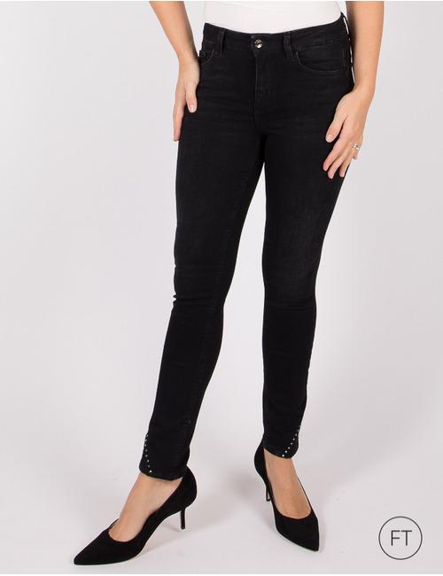 Liu Jo regular fit jeans zwart