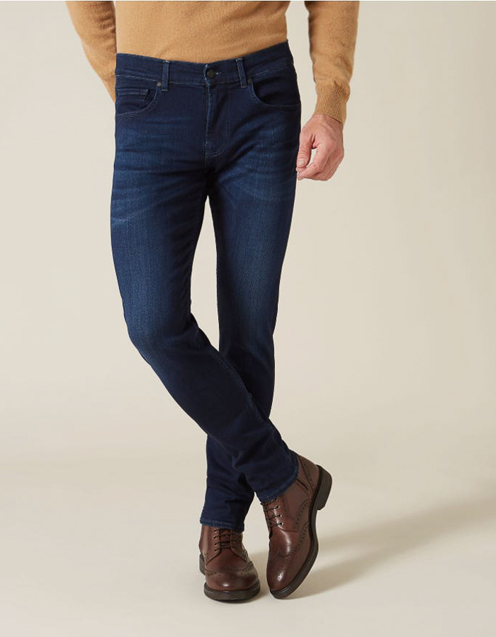 7 For All Mankind  blauw
