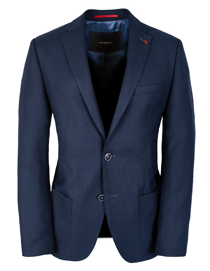 Roy Robson blazer blauw