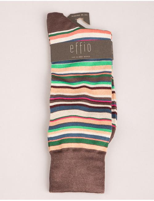 Effio kousen multicolor