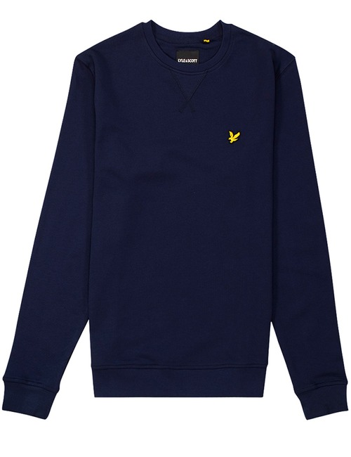 Lyle & Scott sweater blauw