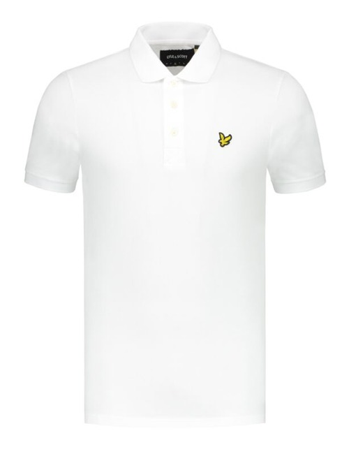 Lyle & Scott polo wit