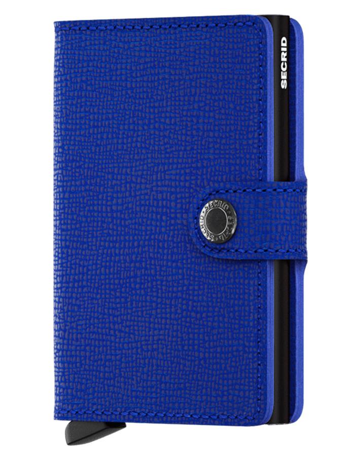 Miniwallet Crisple Blauw