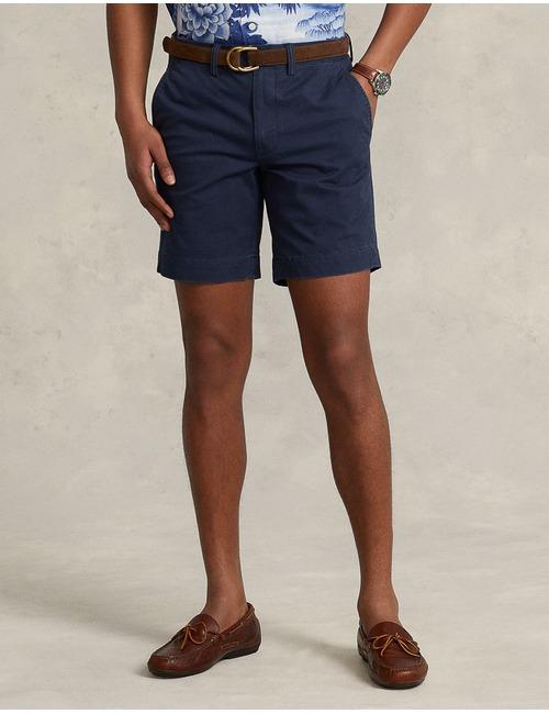 Ralph Lauren bermuda blauw