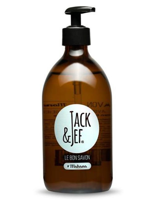 Jack & Jef shampoozeep blauw