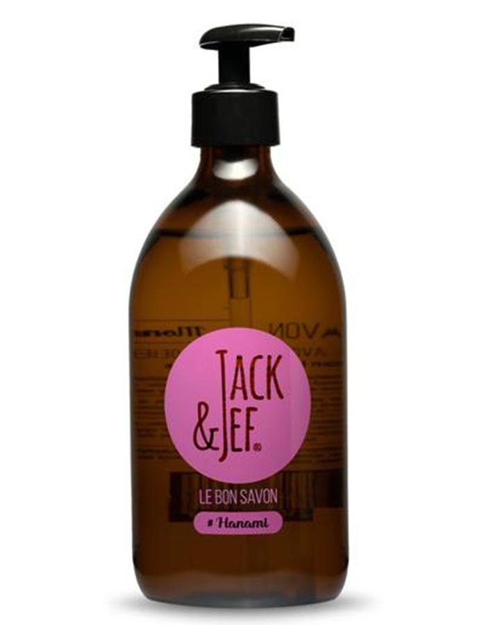 Jack & Jef shampoozeep roze