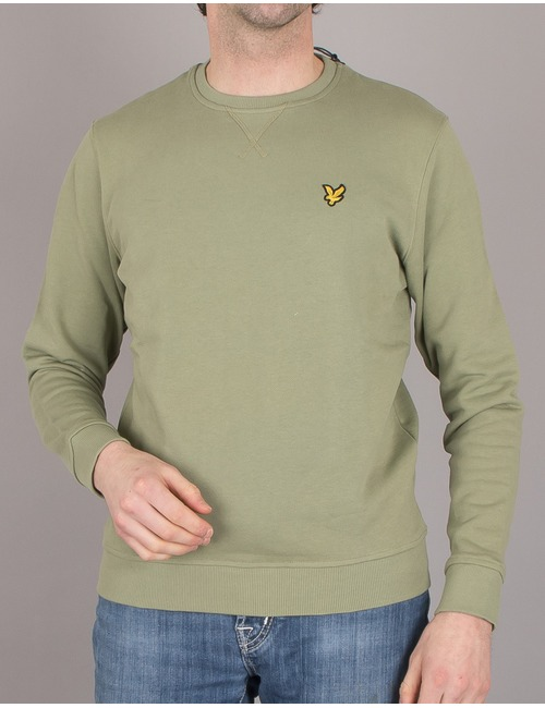 Lyle & Scott sweater groen