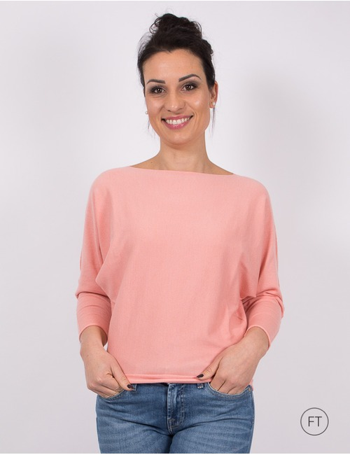 Due Amanti pull roze
