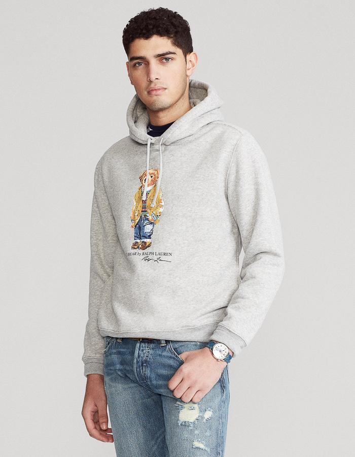 Ralph Lauren sweater grijs