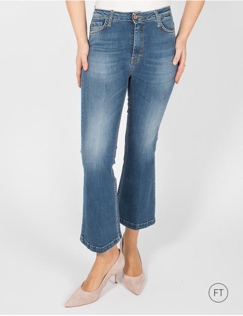 Kocca regular fit jeans blauw