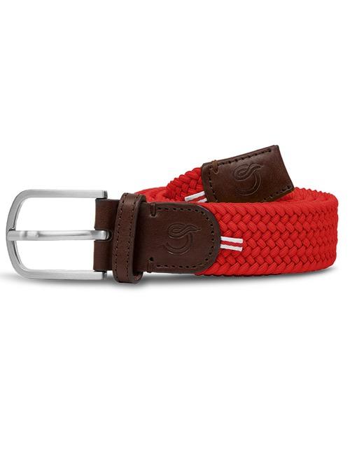 La Boucle riem rood
