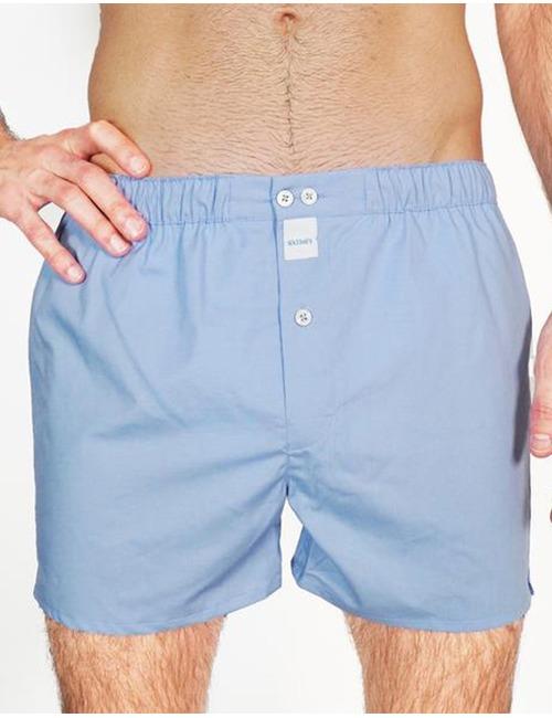 Sixtine's boxershorts blauw