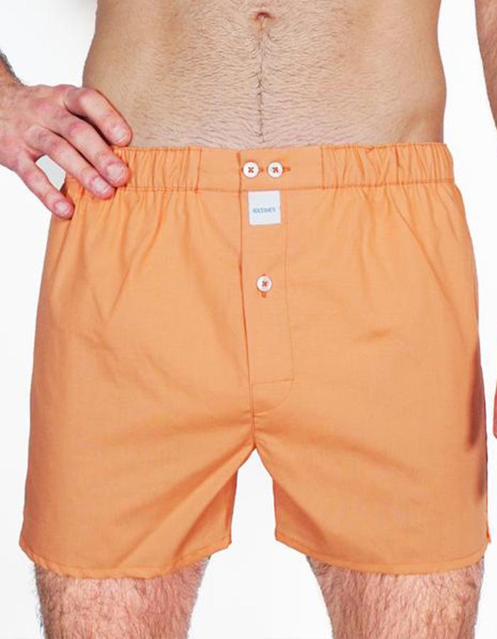 Sixtine's boxershorts oranje