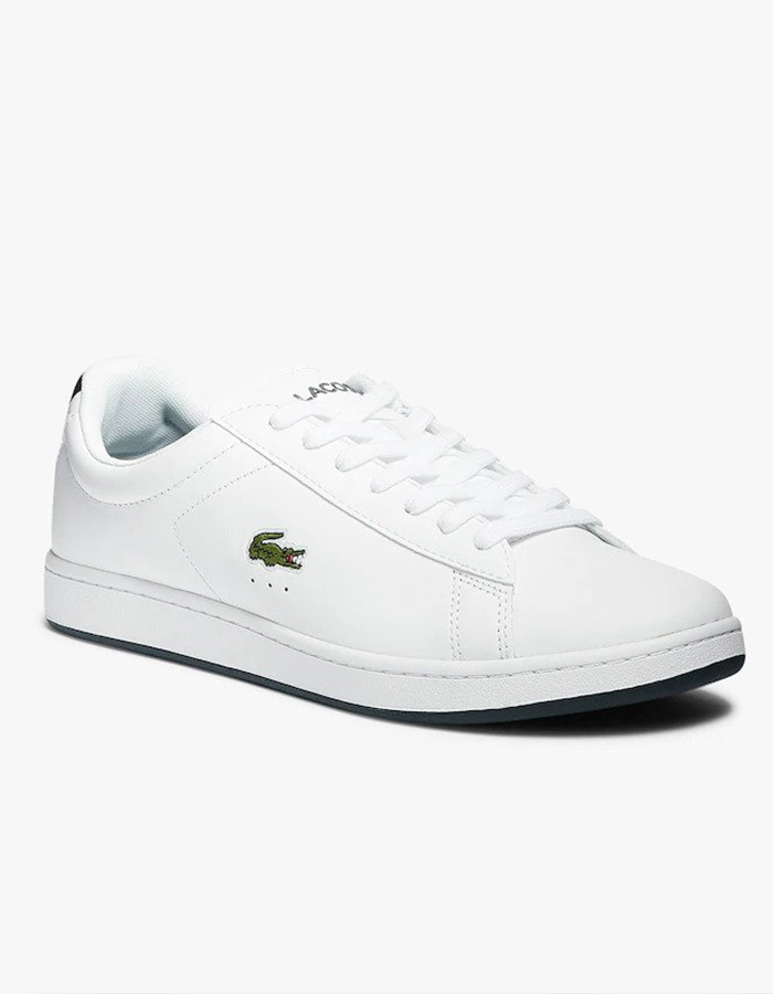 Lacoste sneakers wit