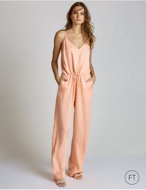 Heartmind jumpsuit rose