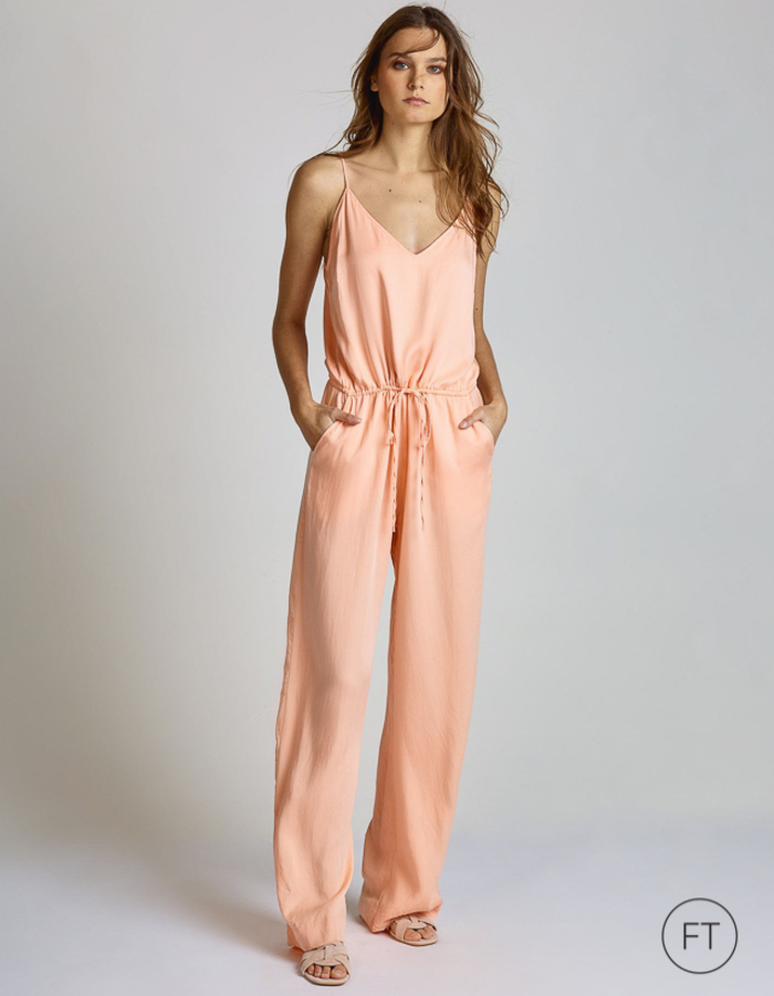 Heartmind jumpsuits & twopieces rose
