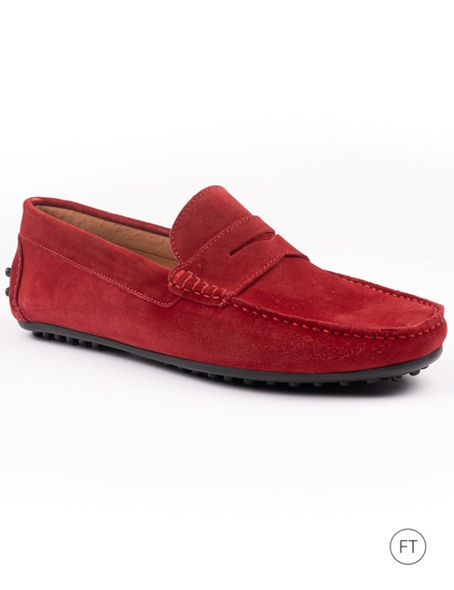 Ctwlk moccassin rood