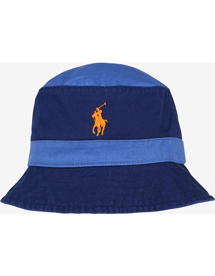 Ralph Lauren hoed blauw