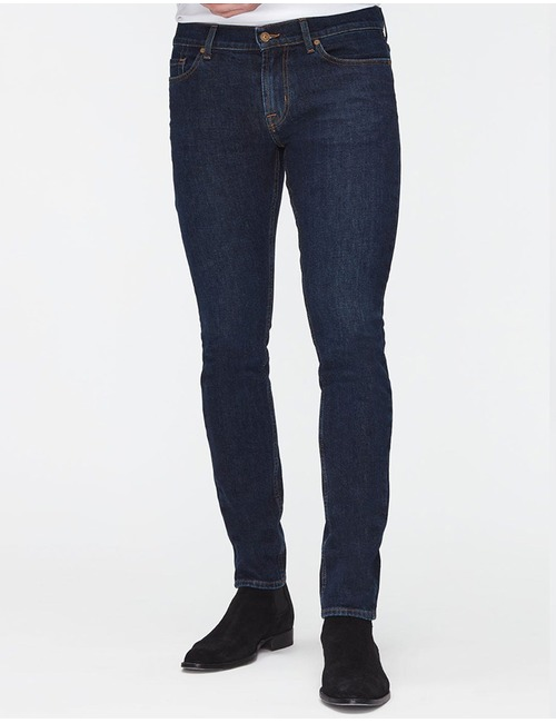 Ronnie Everlong Slim fit Jeans Donkerblauw