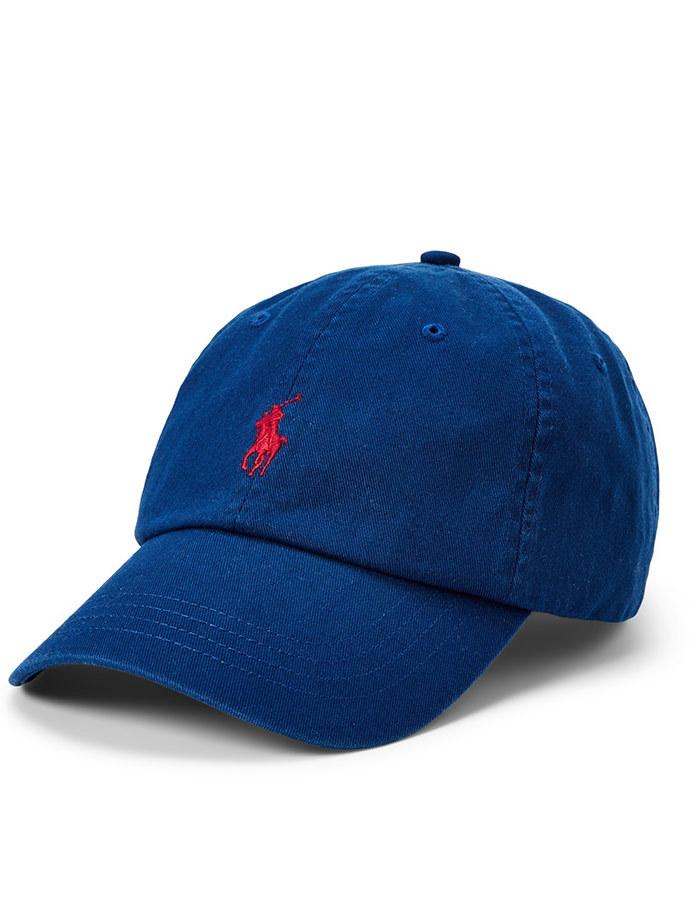 Ralph Lauren pet blauw