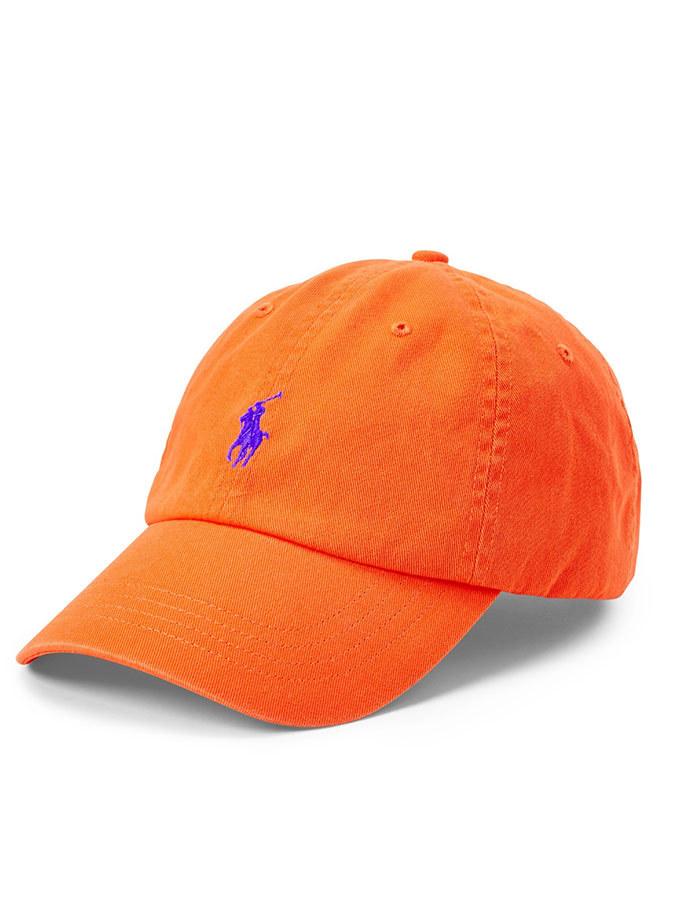 Ralph Lauren pet oranje