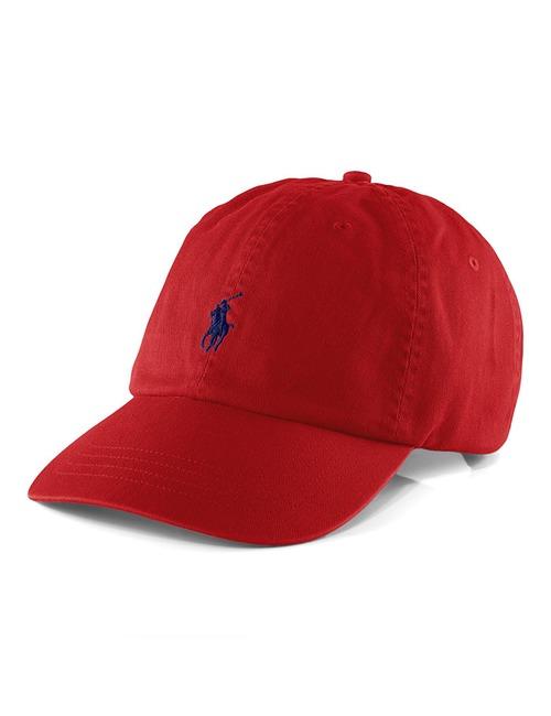 Ralph Lauren pet rood