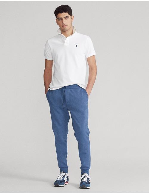 Joggingbroek Jeansblauw