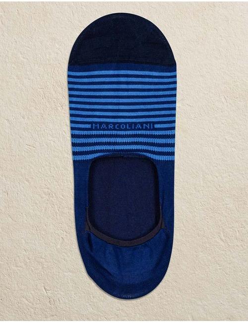 Marcoliani kousen blauw
