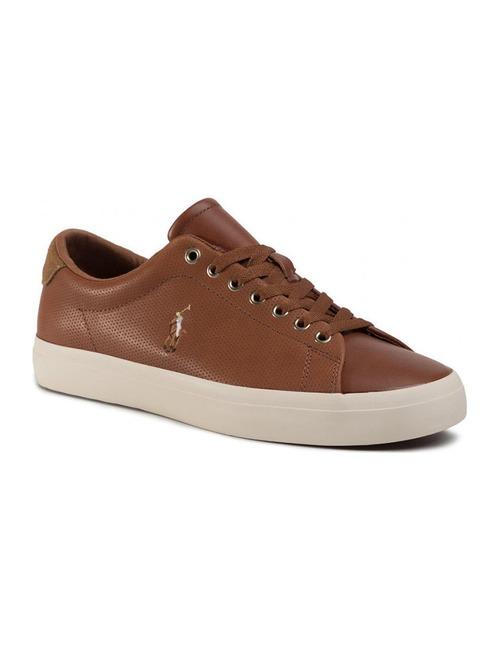 Ralph Lauren sneaker bruin