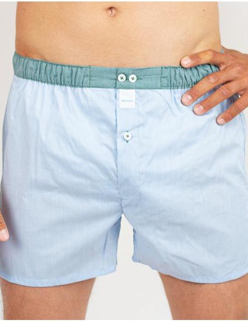 Sixtine's boxershort blauw