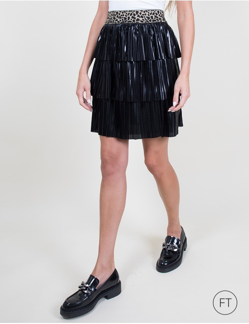 Kocca korte rok zwart
