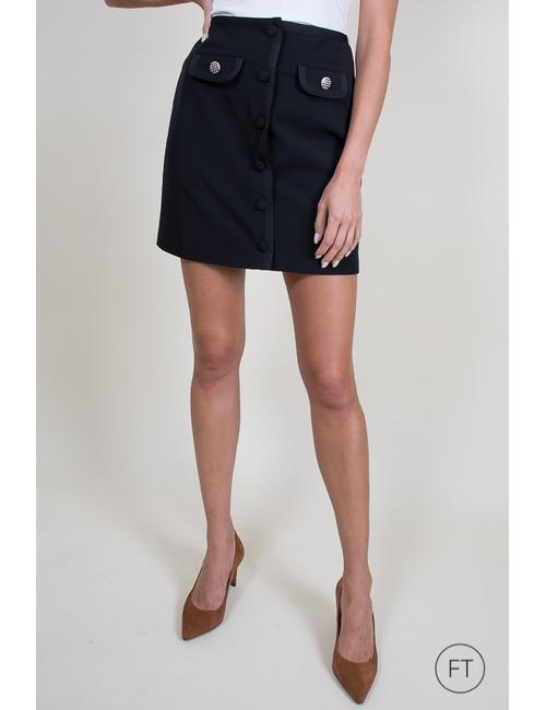 Liu Jo korte rok zwart