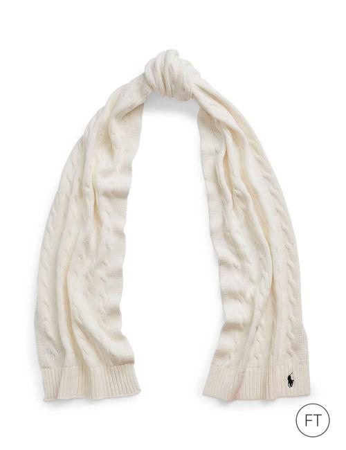 Ralph Lauren Dames sjaals ecru