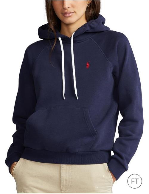 Ralph Lauren Dames lange mouw sweater blauw