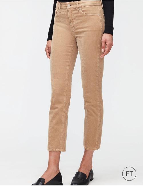 7 For All Mankind 5-pocket broek beige