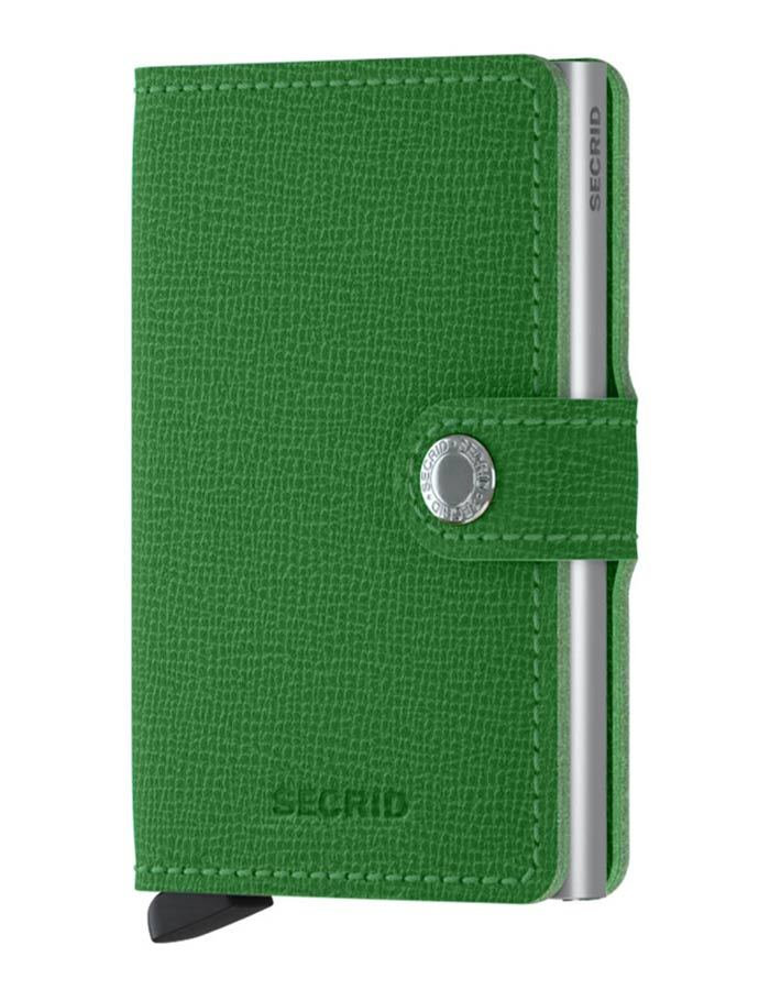 Mniwallet Crisple Light Green
