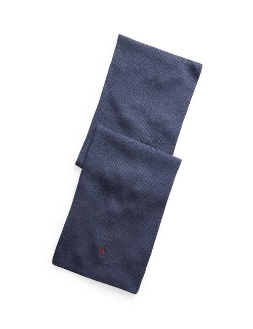 Ralph Lauren sjaal blauw